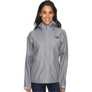 NWT North Face Venture 2 Rain Jacket, Medium Gray